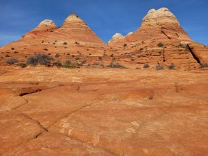 Hoodoos, a prominent feature The Wave Arizona lottery winners see