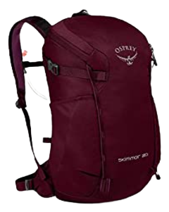 Osprey Skimmer 20 day pack, one of the best hydration packs for hiking