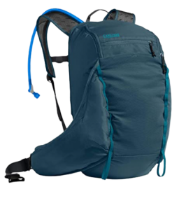 CamelBak Sequoia 24, one of the best women's hydration packs for hiking and biking