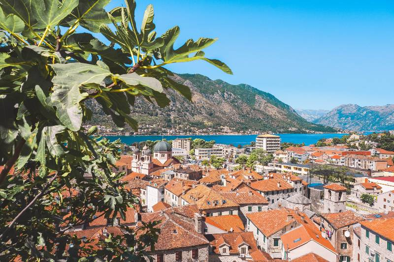 Kotor in Montenegro, one of the most underrated countries in Europe