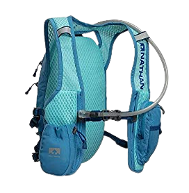 Nathan Intensity Women's Hydration Pack in blue